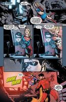Tim's not pleased by Ask-Supergirl