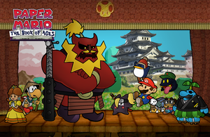 Paper Mario: BoA Chapter 3 by ChetRippo