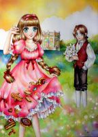 Hansel and Gretel by Amelie-the-Fox