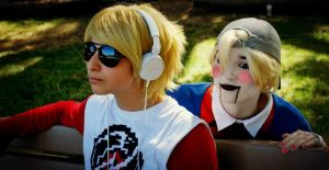 I just wanna Play - Homestuck by GG360