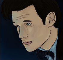 Doctor Who by Valarie5