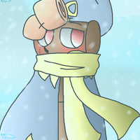 Snow - 7-21-14 by Ask-TF2-Red-Medic