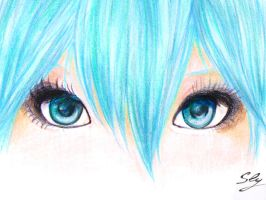 Her eyes... by reika-the-best