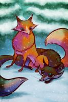 Winter Together by Versiris