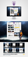 Battlefield clan site by Lerston
