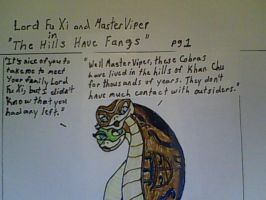 The  Hills Have Fangs pg1. by Budzillakingofbeer