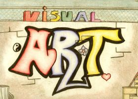 Visual Art - cover by new-moon-night
