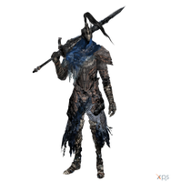 Dark Souls - Knight Artorias by Bringess