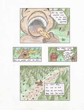 The Squirrel - Page 2 by dalewaters