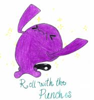Roll with the Punches by FrozenFeather