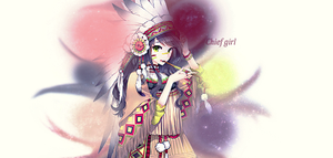 Chief Girl by dOseeN