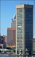 Tall Building. by Oughter
