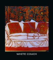 Untitled WHITE COUCH by larthurs