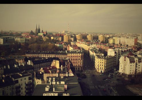 look at wroclaw 02 by szjet
