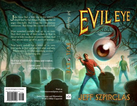 Evil Eye - With Type by capprotti