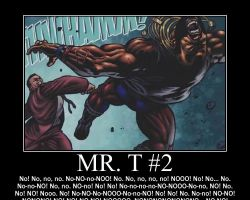 Motivation - Mr. T #2 by Songue