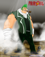 FAIRY TAIL 307 ~ Order of the Hungry Wolf (Giant) by hallow1791