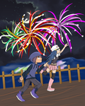 ~IkariShipping~ Happy New Year! by Nightmare-Moon-L135