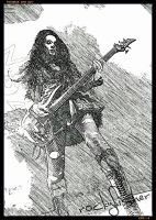 coal chamber bassist. . by RockyFisher