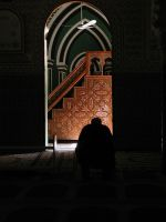 Senegal Muslim Praying Mosque by ademmm