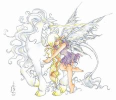 Fae Embrace... by tomuyu