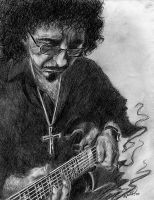 Tony Iommi by the-ChooK