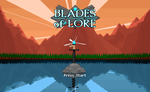 Blades of Lore maybe-title-screen by TheGiik