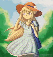 Summer Dress by Primmly