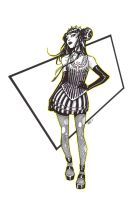 Gothic Lolita by olivernome