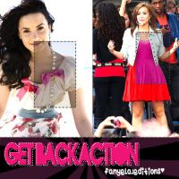 Get Back Action by StephHart