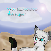 :AR: You have nowhere else to go by starrytesukidust