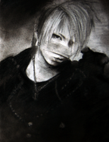 Charcoal Reita by S1ghtly
