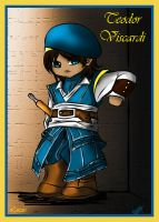 ::ACB: Chibi Officer Teodor Viscardi:: by Lanzio