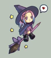 Lil Witch by Nacrym