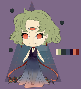 Unakite Jasper- OPEN Paypal adopt by Altysay