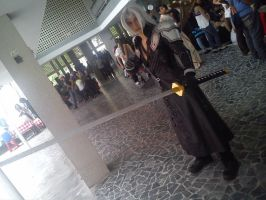 Sephiroth Cosplay by NakulCosplay