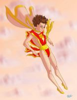 Mary Marvel by ArtistAbe