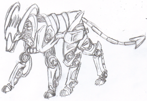 Zoid Design by Lyystra