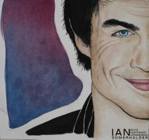 Ian Somerhalder by Jennsan89