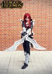 Katarina - League of Legends cosplay by onlycyn