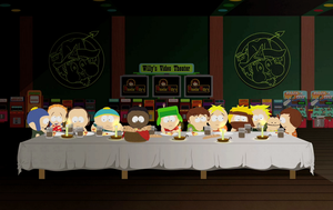 Southpark by CuteAndy