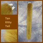 Tan Kitty Tail by Lascivus-Lutra