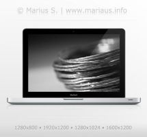 Wire wallpaper by marius-s