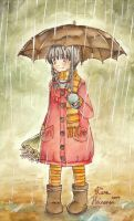 Under the Rain by Riinapuri
