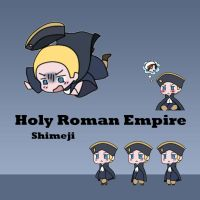 holy roman empire shimeji rar file by kouga-san