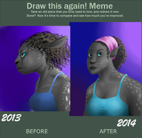 Progress 2014 by sketchris
