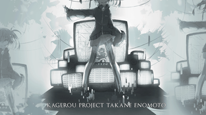 Wallpaper Kagerou Project Takane Enomoto by Nagamii-Chan