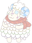 Look at that cute sheep by Rap3Monst3r