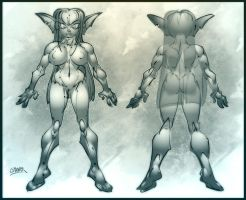 Massy modelsheet by wagnerf