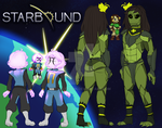 Starbound Char Chart by CaylePolin
